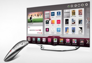 Обзор 3D-телевизоров LG Cinema 3D Smart TV